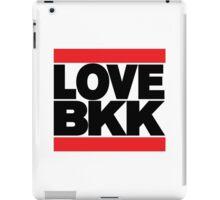 LOVE BKK iPad Case/Skin