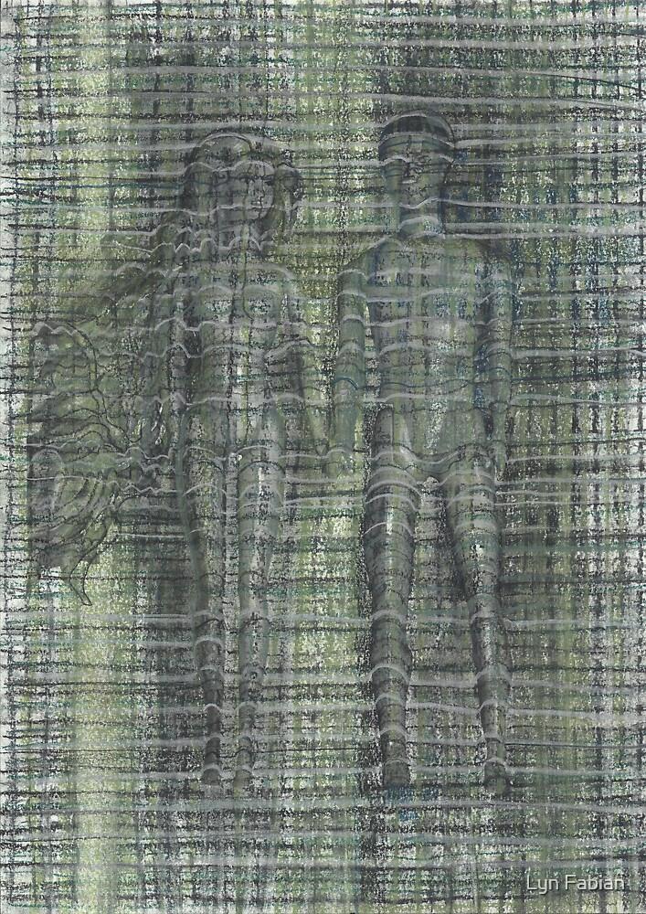 Adam and Eve 2 by Lyn Fabian