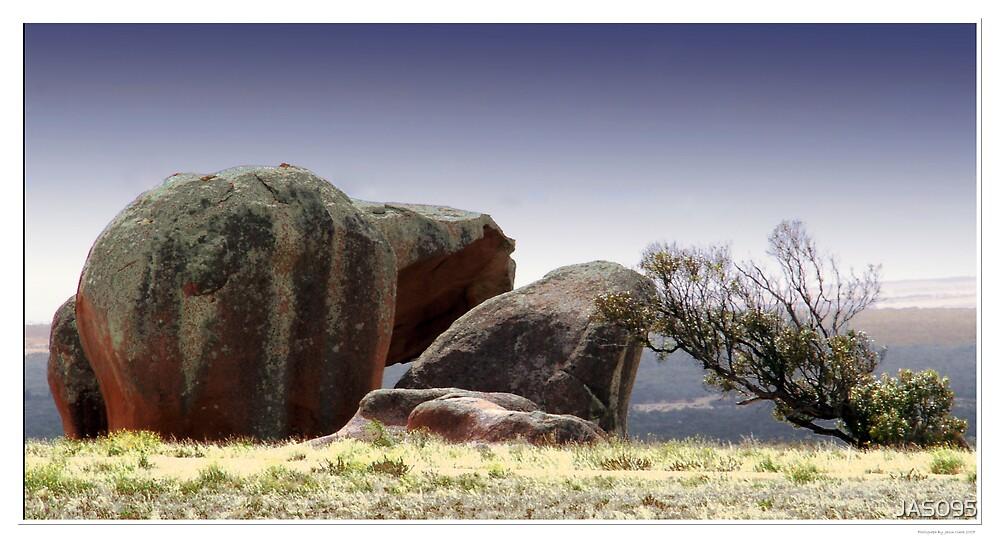 Murphy's Haystacks by JAS095