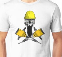 Demolition Skull 2 Unisex T-Shirt