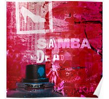 Graffiti Canvas Poster
