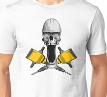 Demolition Skull 3 Unisex T-Shirt