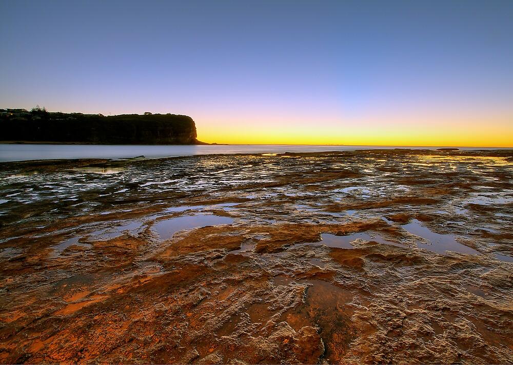 On the Rocks by Sacha Fernandez