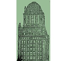 Chicago Skyscraping Photographic Print