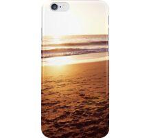 Beachy Sunset! iPhone Case/Skin