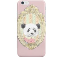 PRETTY PANDA iPhone Case/Skin