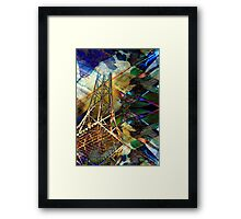 The Spire Framed Print