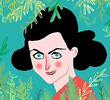 BLUE EYED BEAUTY by Jane Newland