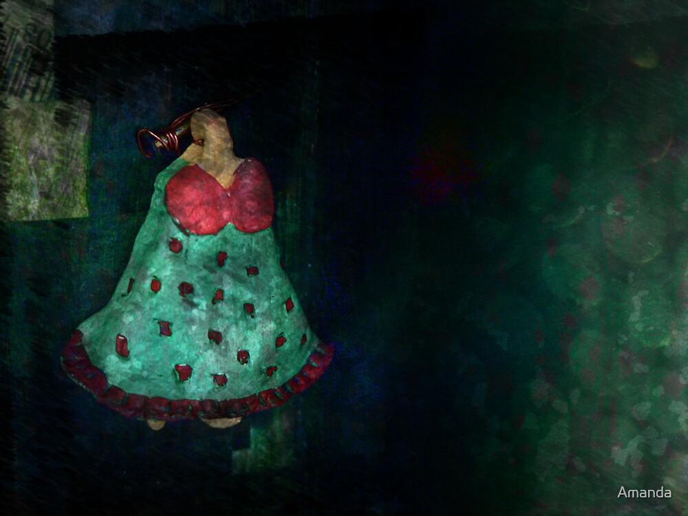 Pinned Puppet by Amanda J Slack-Smith