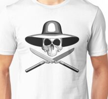 Skull and Hedge Trimmers Unisex T-Shirt