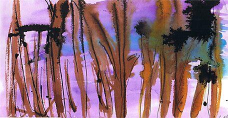 Purplesky by Carol Wilson