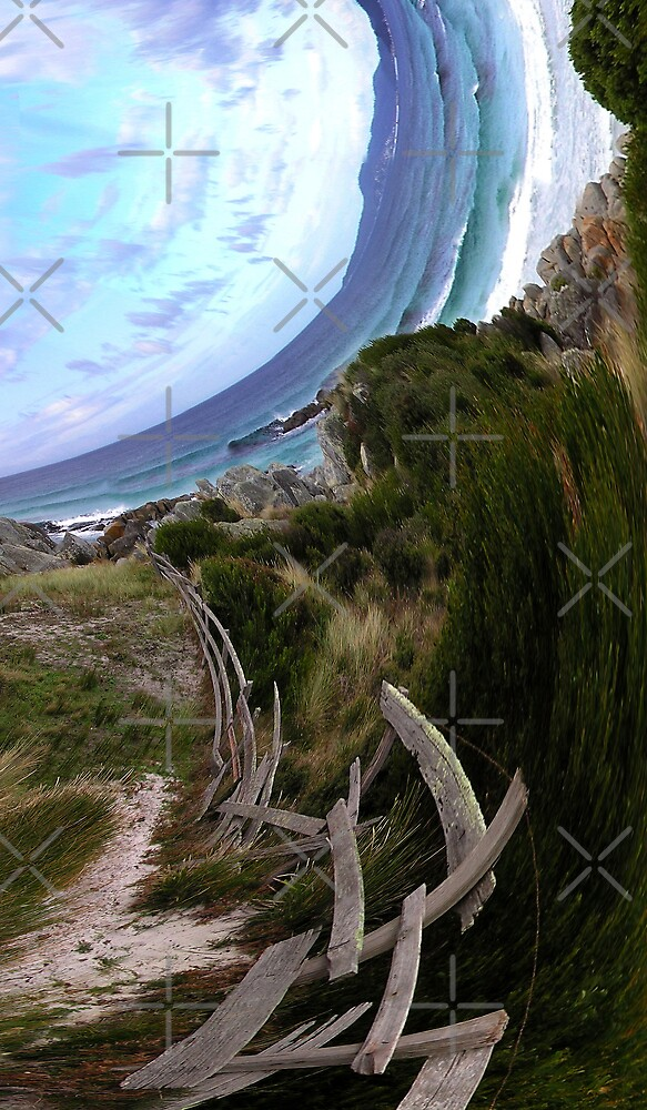 Bay Of Fires by Caro