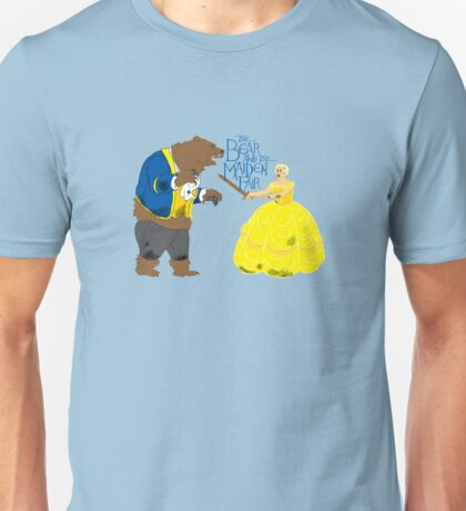 Brienne and the Bear Unisex T-Shirt