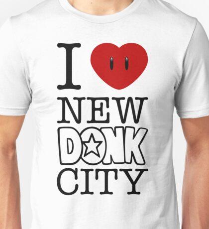 I Heart New Donk City Unisex T-Shirt