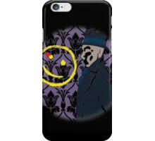 Rorshlock iPhone Case/Skin