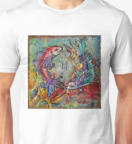Pisces Crescendo Unisex T-Shirt