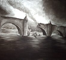 Burning Bridges (The Excuse and its Glory) by Peter Koro