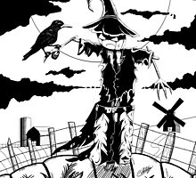 Scarecrow by CVill