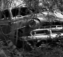 Wreck by Andrew Bosman