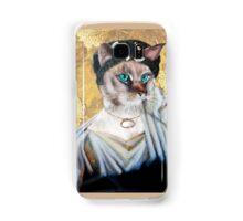 Greek Lady Cat Samsung Galaxy Case/Skin