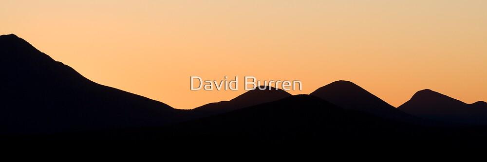 Stirling Range sunset by David Burren