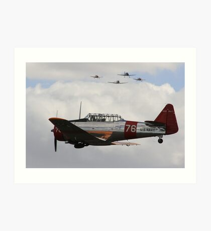 North American Harvard Art Print