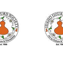 Idaho Gourd Society Logo Mug by Subwaysign