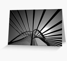 Who says architecture is boring..? Greeting Card
