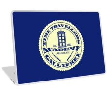 TIME TRAVELLERS ACADEMY  Laptop Skin