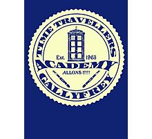 TIME TRAVELLERS ACADEMY  Photographic Print