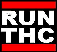 RUN THC Photographic Print