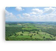 Shropshire Metal Print