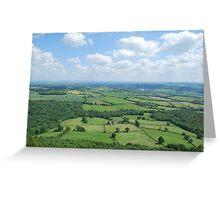 Shropshire Greeting Card