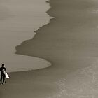 The Surfer by Benno