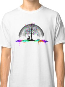 Melting Color Parasite Classic T-Shirt