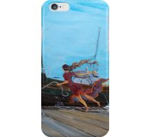 They...in the harbors... iPhone Case/Skin