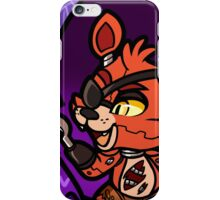 Foxy Five nights at freddy iPhone Case/Skin