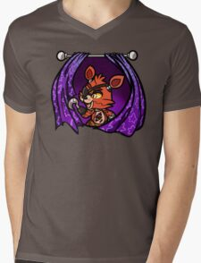 Foxy Five nights at freddy Mens V-Neck T-Shirt