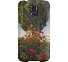 lombardy cypress in tuscany Samsung Galaxy Case/Skin