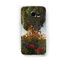 lombardy cypress in tuscany Samsung Galaxy Case/Skin