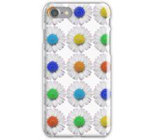 Random Rainbow Daisy iPhone Case/Skin