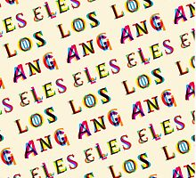 Los Angeles by fimbisdesigns