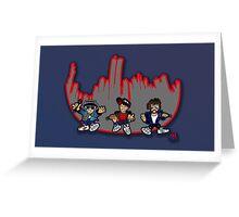 Beastie NYC Greeting Card