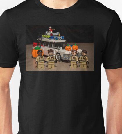 Ghostbuster Halloween Unisex T-Shirt