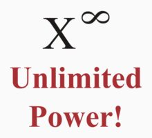 Unlimited Power! Baby Tee