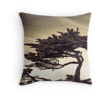 autechre trees Throw Pillow