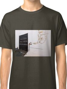 Do you feel...the invisible to the eyes Classic T-Shirt