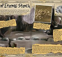 Practical Visitor's Guide to the Labyrinth - Bog of Eternal Stench by Art-by-Aelia