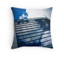 United States Courthouse Throw Pillow