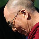 Dalai Lama by venkman
